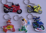 Fancy Key Rings, Mickey Mouse Keychain (GZHY-KA-121)