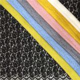 Merletto Ivory superiore del Crochet del tessuto così alla moda del merletto (6202)