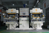 셀룰라 전화 케이스 키보드를 위한 난방 격판덮개 고무 실리콘 가황 기계