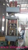 Prensa de embutir hidráulica de los productos automáticos del polvo