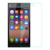 O protetor o mais novo da tela do vidro 2016 Tempered para Xiaomi MI 3