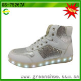 Popular Fashion LED Light Up Dance Shoes (GS-75267)