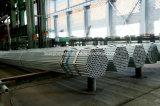 Труба горячего DIP Dn25X1.4mm гальванизированная стальная
