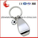 Apri di bottiglia di alluminio in lega di zinco poco costoso su ordinazione Keychain