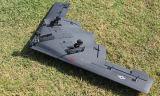 Avion de la mousse RC de l'alimentation par batterie ENV de l'esprit 8CH de B2