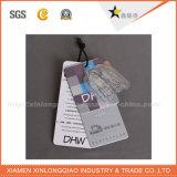 De Toebehoren die van het Kledingstuk van de douane Etiket kleden hangen Markering