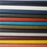 Couro artificial do PVC de Upholstery de nível elevado com preço de fábrica