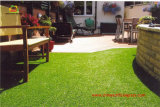 景色40mm Pile Height Four Color Hiqh Quality Artificial Grass