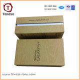 Custom rígido regalo caja de embalaje de papel