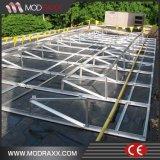 Panneaux photovoltaïques de petit parking complet (GD909)