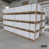 Cer-Zustimmung Corian feste grosse acrylsaueroberflächenplatten für Badezimmer-Wände