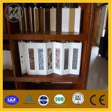 Qualità di disegno del portello di piegatura del PVC migliore colori caldi caldi di vendita di vari