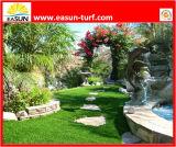 Erba d'abbellimento artificiale per il giardino