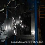 Оборудование для нанесения покрытия порошка для эпицентра деятельности колеса автомобиля алюминиевого
