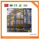 Prateleira de armazenamento de paletes de metal 07263