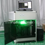 ヨーロッパの品質の第2 3D水晶表面下のレーザーの彫版機械