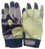 Geschützte Schwein-aufgeteiltes Leder Handschuh-Leder die Arbeitsc$handschuh-hand Handschuh-Arbeiten Handschuh-Sicherheit Handschuh