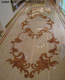 Masaic Floor Tiles Cutting를 위한 2.5m*2m CNC Water Jet Cutting Machine