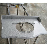 Grey Granite Bathroom Vanity Tops