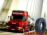 Superhawk Gummireifen - 40 der Gummireifen-Jahre Fabrik-, Qualitäts-Radialförderwagen-Gummireifen