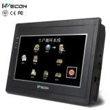 7 monitor da tela de toque da polegada HMI