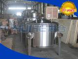 Chaîne de production pour faire le bouillon de l'os