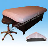 Coperchio di base a gettare, coperchio di base di massaggio, fodera per materassi a gettare non tessuta