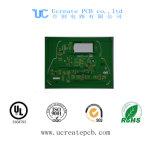 Tarjeta de circuitos impresos con la copia de la copia y el servicio de diseño
