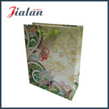 4c Logo Printed Wholesales Cheap Price 3D Paper Bag anpassen