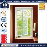 Einzelnes Scheiben-Neigung-u. Drehung-Öffnungs-Aluminiumflügelfenster-Fenster