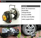 12V del coche eléctrico del compresor 4X4 neumático del 4WD Bomba de presión kit portátil