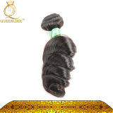 Queenlike brasilianische Haar-Extensionen lösen die hochwertige Welle (FDXI-BL-009)