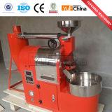 Roaster кофеего газа 1kg температуры регулируемый