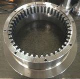 Hoja de tubo de acero de A182 F53 para el cambiador de calor