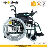 [توبمدي] [هي ند] ألومنيوم منافس من الوزن الخفيف [ليثيوم بتّري] [إلكتريك بوور] كرسيّ ذو عجلات
