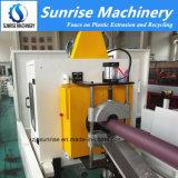 Extrusion fiable de conduite d'eau de pipe de tube isolant de PVC de plastique faisant la machine