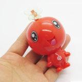 alarma personal anti de Robo del estilo lindo del bebé 120dB con el anillo dominante para señora Child Student Security