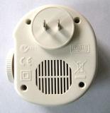 Justierbarer steckbarer keramischer Ozonator-Ozon-Generator-Luft-Reinigungsapparat des Gefäß-Fa50