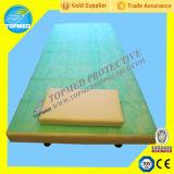 cubierta de la cama no tejida desechable con elástico en dos laterales