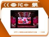 Pantalla de visualización de aluminio de fundición a presión a troquel video de LED de la pared P3.91 SMD del fabricante HD LED de Shenzhen para el alquiler