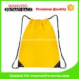 カスタム学校スポーツのための簡単な210d Plolyesterのバックパック袋