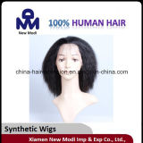Synthetic Hair Wig with Lace Wig