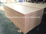 MDF do MDF/Plain de 4mm Thickness Melamine Faced
