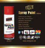 Краска брызга влияния золота Aeropak металлическая яркая