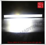 Un indicatore luminoso dell'automobile del LED 28 di doppia barra chiara di riga LED di pollice 180W 4D ETI impermeabile per l'automobile LED di SUV fuori dall'indicatore luminoso dell'indicatore luminoso della strada e di azionamento del LED