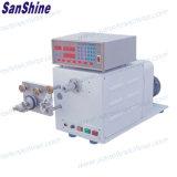 이면적인 단 하나 스핀들 두꺼운 철사 코일 감기 기계 (SS861A)