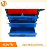 580lbs Loading Metal Movable 4 Lockable Drawers Tool Chest