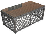 Rieten Tuin Outdoor Furniture Rotan Patio Set (RSS-052)