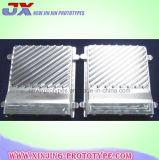 El aluminio del OEM parte piezas trabajadas a máquina CNC y proceso rápido de la creación de un prototipo