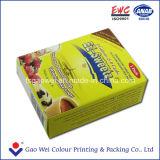 Caixas de papel do chá feito sob encomenda da alta qualidade